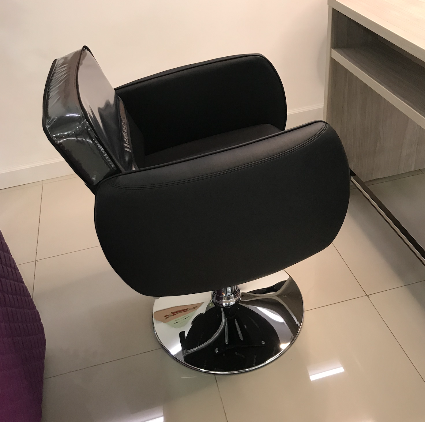 Парикмахерское кресло RESTO