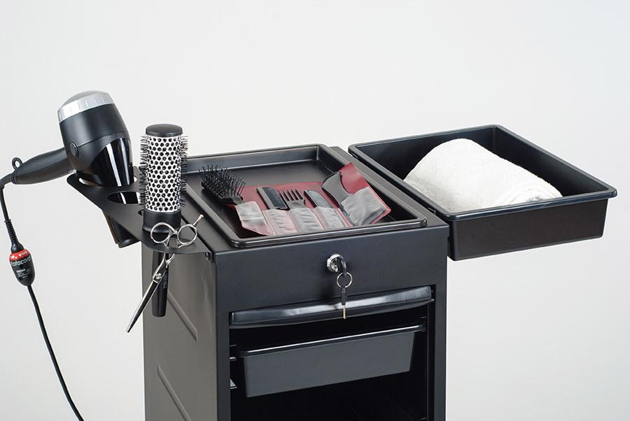 Парикмахерская тележка QA0008 - фото